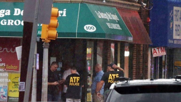 Συνελήφθη ο ύποπτος για τις επιθέσεις σε Ν. Υόρκη και Νιου Τζέρσι