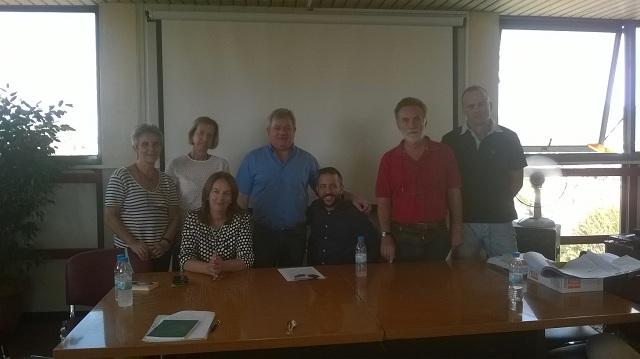 Συνάντηση των Βουλευτών του ΣΥΡΙΖΑ με τον Διευθυντή Β/θμιας Εκπαίδευσης