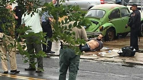 Συνελήφθη ο ύποπτος για τη βόμβα στη Ν. Υόρκη