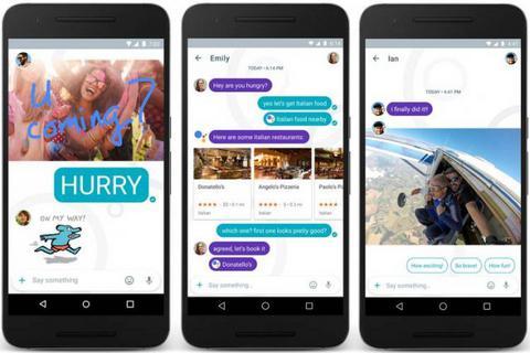 Google Allo: Διαθέσιμο από σήμερα σε Android και iOS