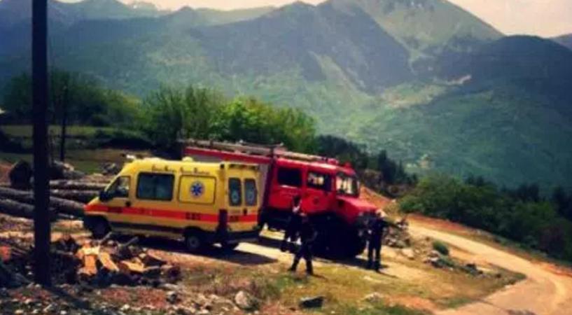 Βρέθηκε χειροβομβίδα σε πλατεία χωριού στα Τρίκαλα