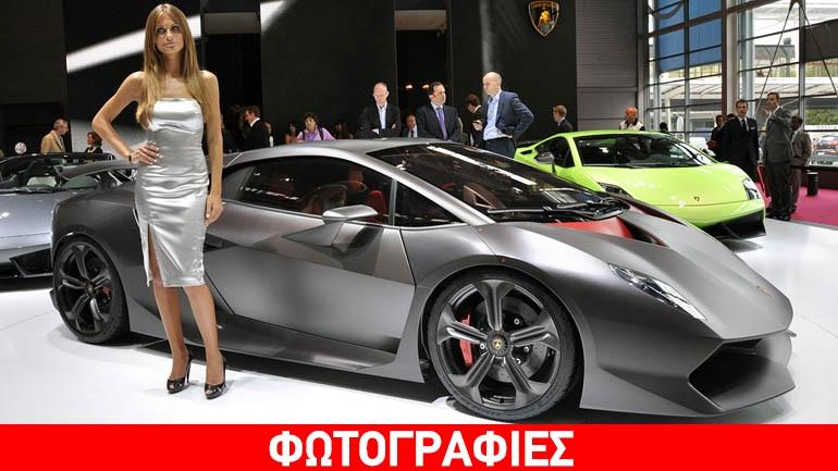 Η Lamborghini ζήτησε τη βοήθεια της Mitsubishi!