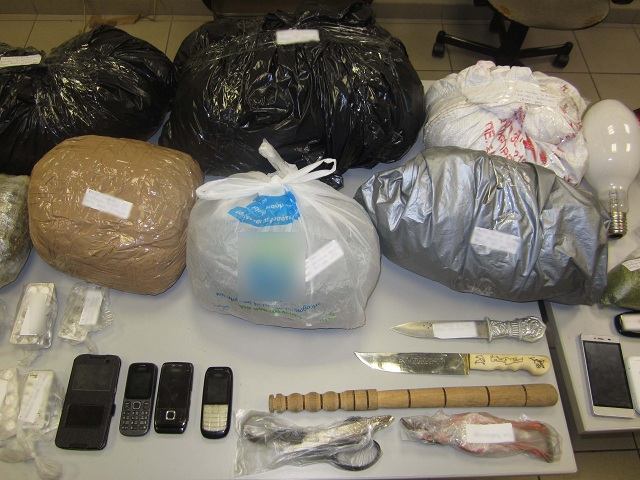 Εγκληματική ομάδα διακίνησης μεγάλων ποσοτήτων ναρκωτικών εξαρθρώθηκε στη Λάρισα