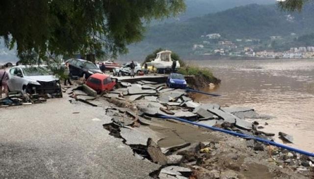 Τροποποίηση ρύθμισης ληξιπρόθεσμων οφειλών για τους πλημμυροπαθείς της Σκοπέλου