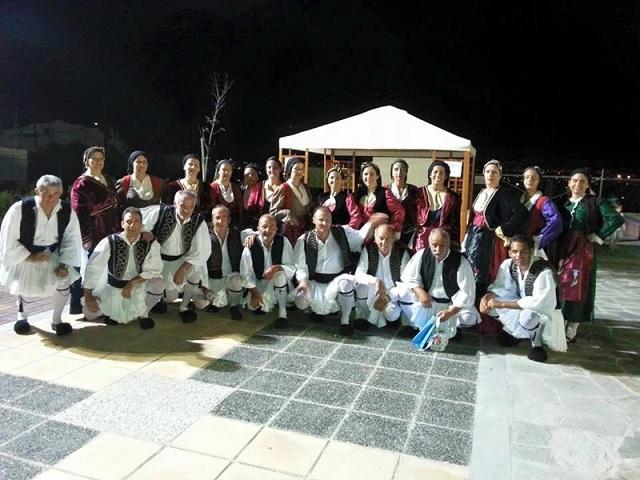 Νέα χορευτική χρονιά στον Πολιτιστικό -Αθλητικό Σύλλογο Αγ. Γεωργίου Βόλου
