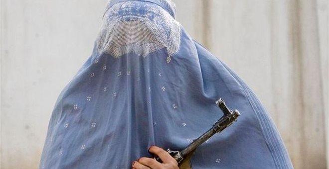 Ιράκ: Γυναίκα με μπούρκα σκότωσε δύο τζιχαντιστές