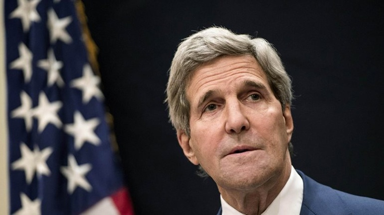 Κέρι: Θα διακόψουμε κάθε συνεργασία με τη Ρωσία εάν δεν σταματήσει η επίθεση στο Χαλέπι
