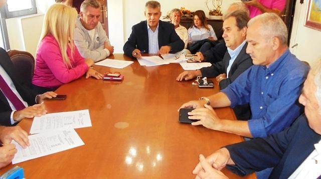 Τρία νέα οδικά έργα 2,2 εκατ. ευρώ στη Μαγνησία