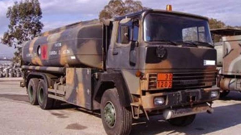 Στο εδώλιο 7 άτομα που κατηγορούνται ότι έκλεβαν πετρέλαιο από το Στρατό