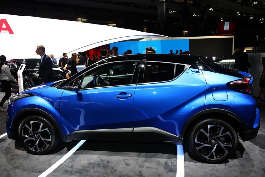 Με το νέο C-HR η Toyota κάνει ρελάνς στην κατηγορία των SUV