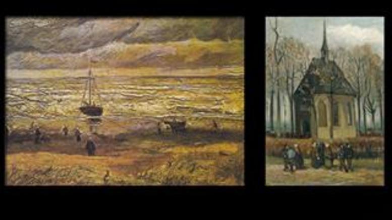 Βρέθηκαν μετά από 14 χρόνια δυο κλεμμένοι πίνακες του Van Gogh