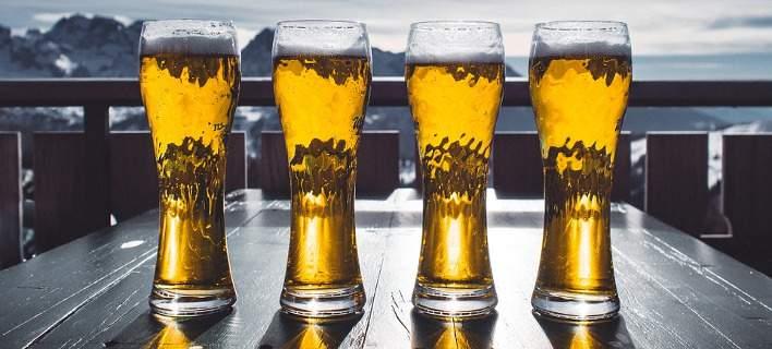 Η μπύρα κάνει καλό -Τα 8 οφέλη της στην υγεία