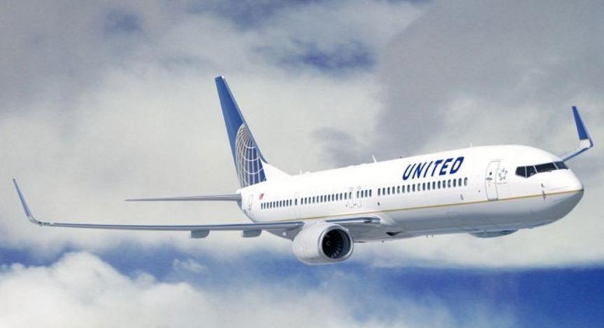 Θρίλερ με αεροσκάφος της United Airlines που επέστρεψε «Ελευθέριος Βενιζέλος»
