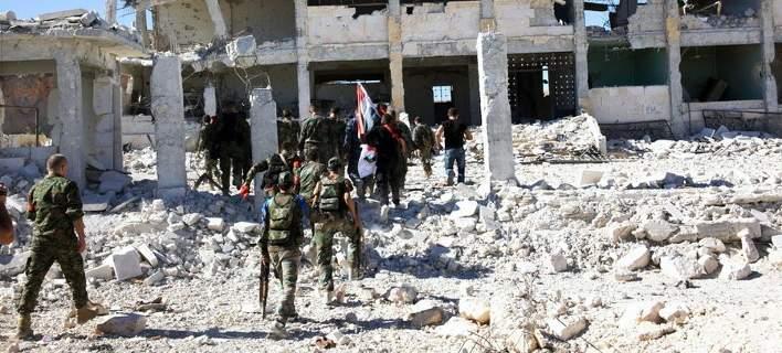 Επληξαν με βόμβες- βαρέλια το μεγαλύτερο νοσοκομείο στο ανατολικό Χαλέπι