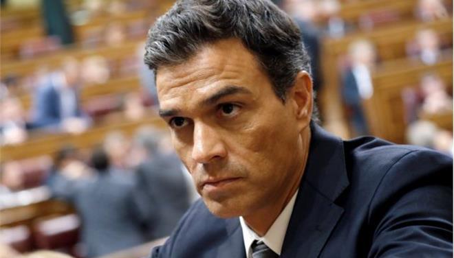 Ισπανία: Παραιτήθηκε ο ηγέτης των Σοσιαλιστών, Πέδρο Σάντσεθ