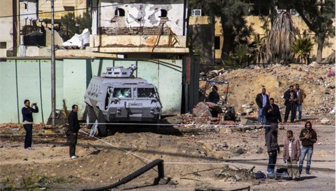Αίγυπτος: Έξι αστυνομικοί νεκροί σε δύο επιθέσεις