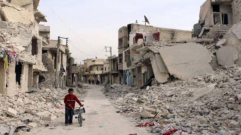Έκτακτη βοήθεια 25 εκατ. ευρώ από την Ε.Ε. στο Χαλέπι
