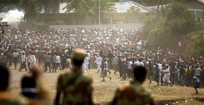 Αιθιοπία: Δεκάδες διαδηλωτές νεκροί από συμπλοκές στην Αντίς Αμπέμπα