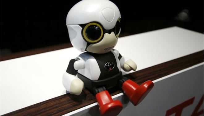 Ρομπότ-μωρό που ξυπνάει το μητρικό ένστικτο δημιούργησε η Toyota