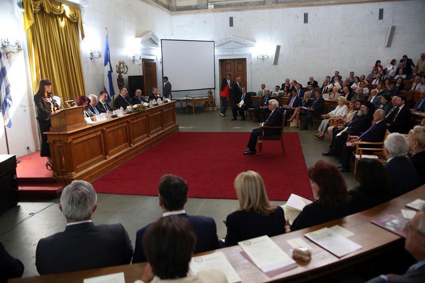 Αιχμές κατά πολιτικών από τους δικαστές