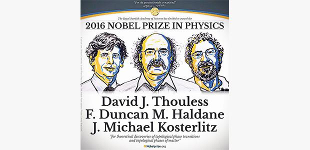 Σε τρεις Βρετανούς το Νόμπελ Φυσικής