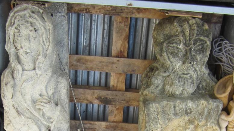 Ηχηρά ονόματα στο κύκλωμα της αρχαιοκαπηλίας