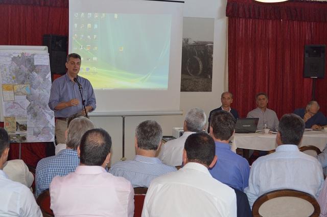 Ευρεία σύσκεψη στα Τρίκαλα για τον Ε65 παρουσία του Γ.Γ. Υποδομών