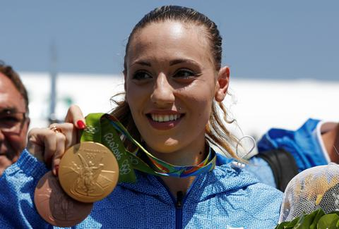 Έσπασε το παγκόσμιο ρεκόρ στο πιστόλι 10μ. η Άννα Κορακάκη