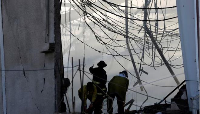 Υεμένη: Αεροπορική επιδρομή στη Σαναά - Στους 82 οι νεκροί