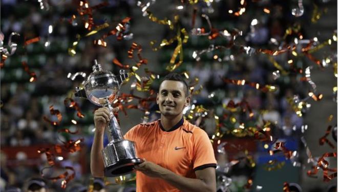 Ο Νικ Κύργιος κατέκτησε το Open του Τόκιο