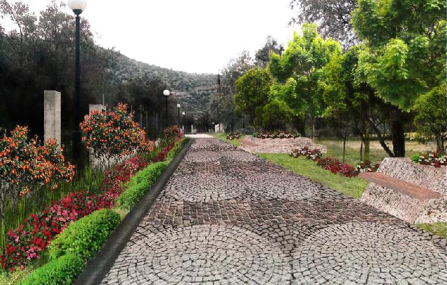 Οδός Καμέλιας: Δρόμο ανάλογο... του ονόματός του ζητούν οι κάτοικοι
