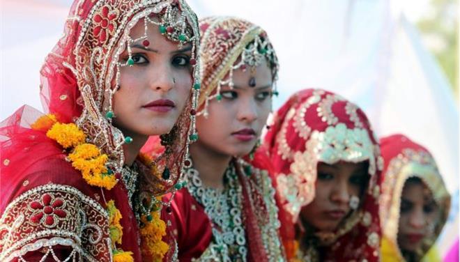 Ενα κορίτσι κάτω των 15 ετών παντρεύεται κάθε επτά δευτερόλεπτα
