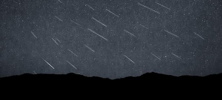 Ο ουρανός κάνει... πάρτι: Ερχονται 6 εβδομάδες γεμάτες πεφταστέρια