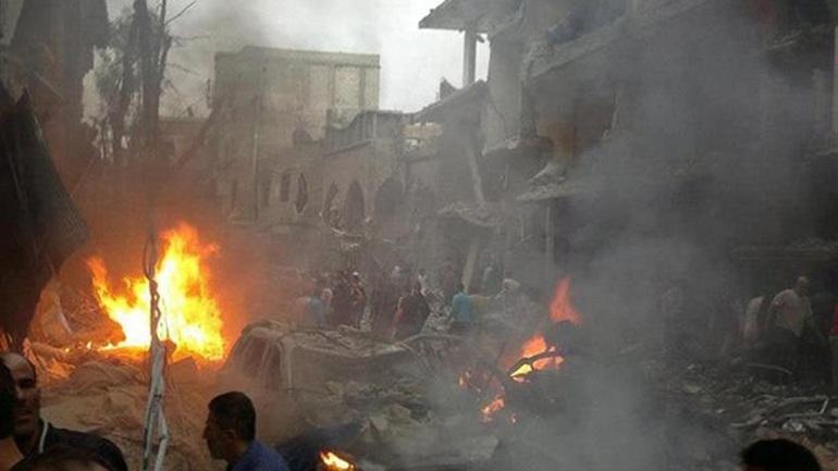 25 νεκροί από τους νέους βομβαρδισμούς της Ρωσίας στο Χαλέπι