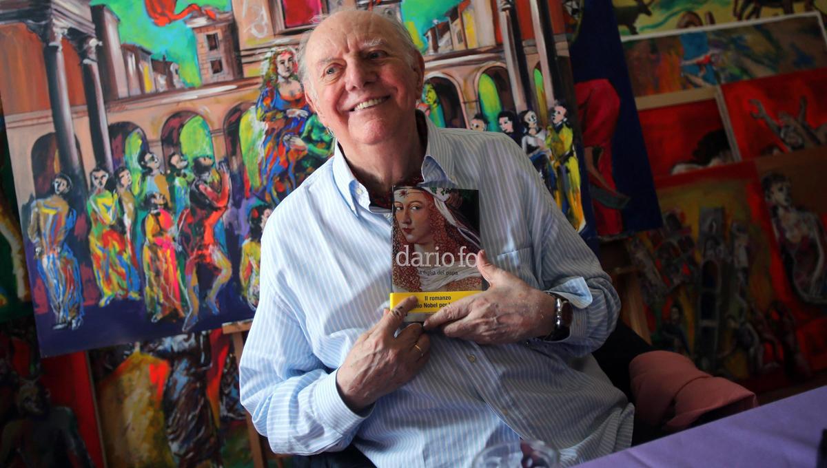 Πέθανε ο νομπελίστας συγγραφέας Ντάριο Φο