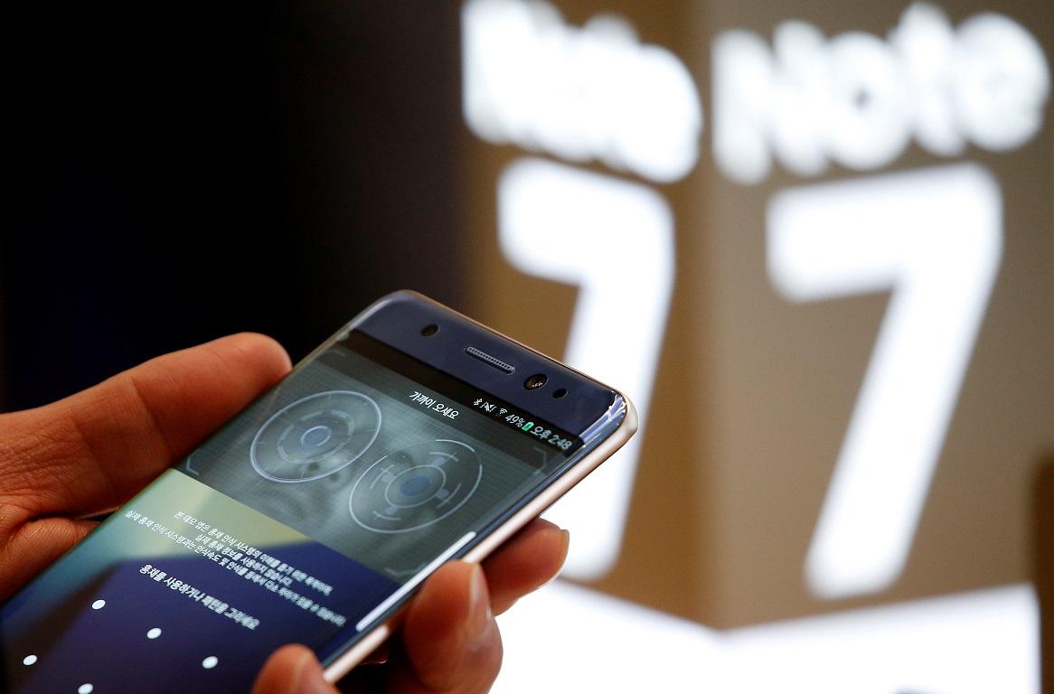 Samsung: Τι πρέπει να κάνουν όσοι Ελληνες αγόρασαν το ...εκρηκτικό Galaxy Note7