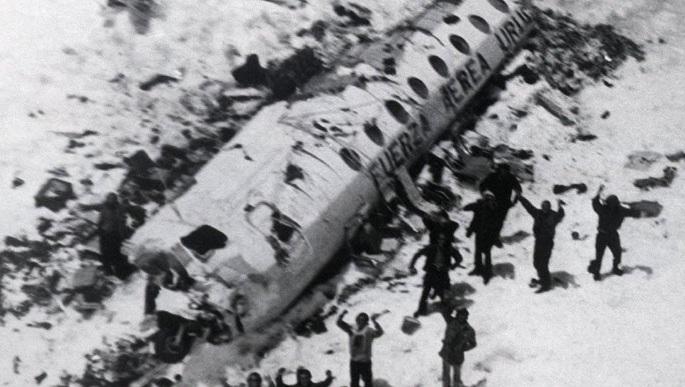 Σαν σήμερα πριν 44 χρόνια, η τρομερή ιστορία του κανιβαλισμού στις Ανδεις
