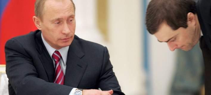 Συμφωνία για την παρουσία ρωσικών δυνάμεων στη Συρία με την υπογραφή Πούτιν