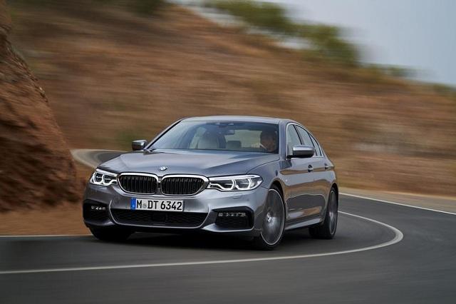 Με άρωμα Ελλάδας η νέα Σειρά 5 της BMW