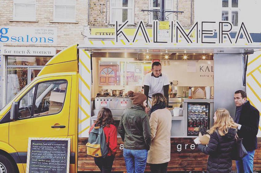 Μια Kalimera είναι αυτή: Η ελληνική καντίνα που λατρεύουν οι Λονδρέζοι