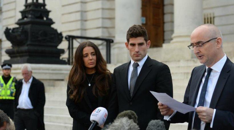 Αθωώθηκε ποδοσφαιριστής, τέσσερα χρόνια μετά την καταδίκη του για βιασμό