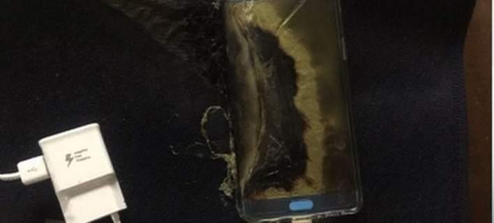 Οι ΗΠΑ απαγόρευσαν στις πτήσεις τα Samsung Galaxy Note 7