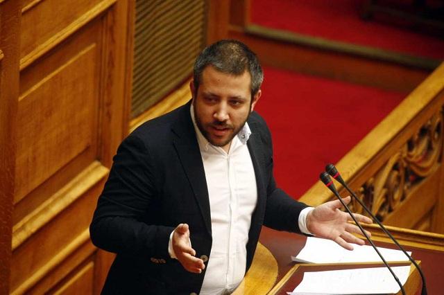 Ομιλία Αλ. Μεϊκόπουλου για το νομοσχέδιο Κοινωνική και Αλληλέγγυα Οικονομία