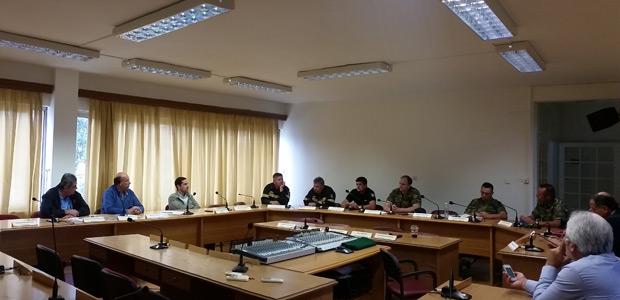 Σύσκεψη του τοπικού συντονιστικού οργάνου