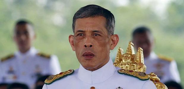 Στην Ταϊλάνδη ο διάδοχος του θρόνου είναι… περίπτωση
