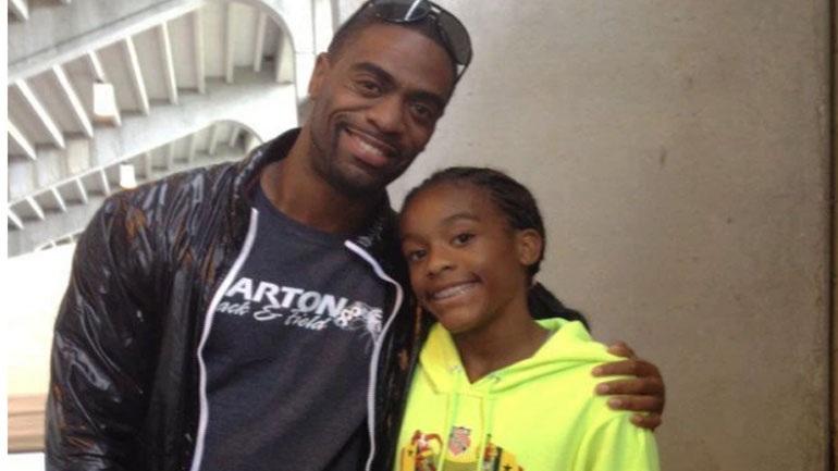 Νεκρή από πυροβολισμό η 15χρονη κόρη του σπρίντερ Τάισον Γκέι