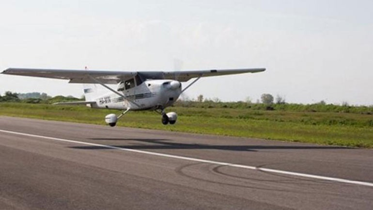 Αγνοείται μικρό αεροσκάφος που πετούσε από τα Καλάβρυτα στα Μέγαρα