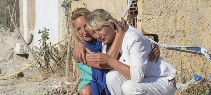 Υπόθεση Μπεν: Κατέρρευσαν μαμά και γιαγιά στο σημείο όπου χάθηκε ο μικρός