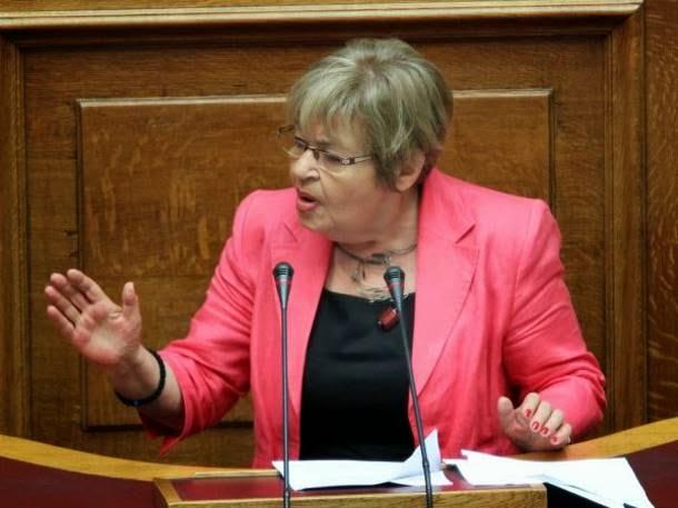 Πρώην βουλευτής κινδυνεύει να χάσει το μοναδικό της σπίτι της σε πλειστηριασμό