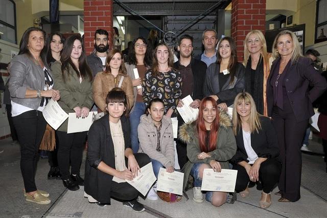 Βραβεύτηκαν 21 σπουδαστές του ΙΙΕΚ Βόλου
